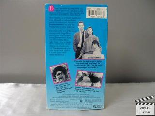 Frankenweenie 1984 VHS Shelley Duvall, Barret Oliver; Tim Burton