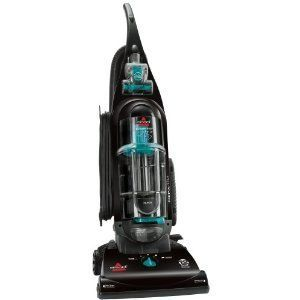 BISSELL Vacuums Vacuum Upright Cleaner Bagless Power Clean Suction