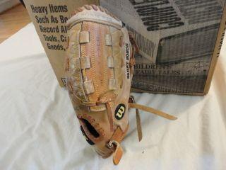 Barry Bonds Wilson A2230 Vintage Baseball Glove