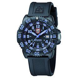 Luminox Mens Watch EVO Navy Seal Colormark Blue Face Watch 3053