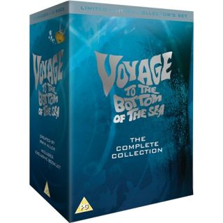 Voyage to The Bottom of The Sea Complete Collection Box Set 31 Discs