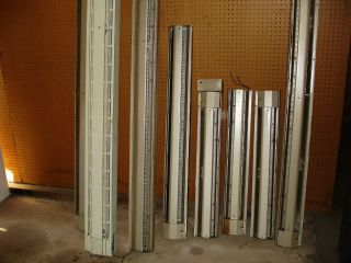 Volt Electric Baseboard Heat Heaters Heavy Cast Aluminum Fins