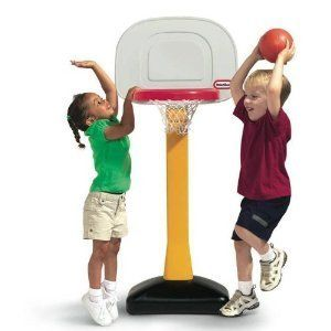 Basketball Hoop Child Kid Toddler Little Kids Toy Set tikes toddlers