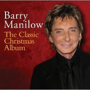 CENT CD Barry Manilow The Classic Christmas Album 2012 SEALED