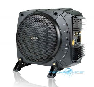 INFINITY BASSLINK +2YR WARANTY CAR 10 200W POWERED AMPLIFIED