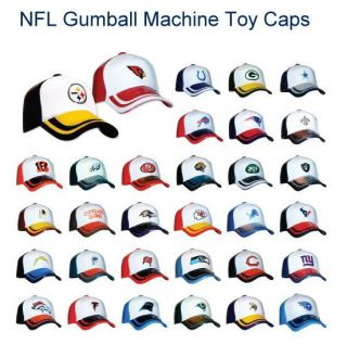 NFL PREMIUM MINI LOGO CAPS HATS All 32 TEAMS