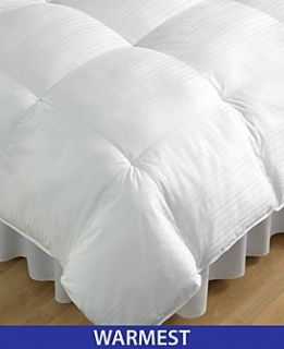 CALVIN KLEIN   Almost Down White Down Alternative King Comforter