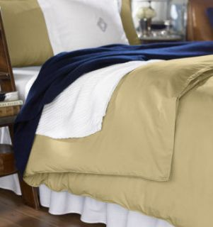 Ralph Lauren Lawton Champagne Full Queen Duvet Cover