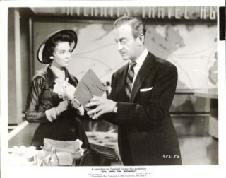 Barbara Rush David Niven Oh Men Oh Women  1957