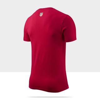 Atlético de Madrid Core Team Camiseta   Hombre