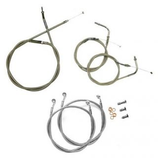 Baron Stock 2 inch Length Cable Kit Suzuki M109R 06 10
