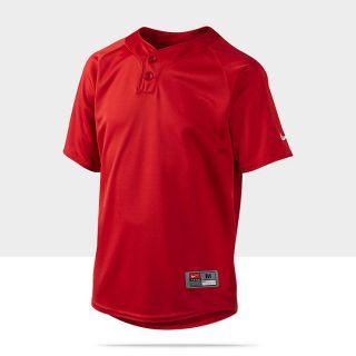 Nike Dri FIT Elite Boys Henley Shirt 453370_657_A