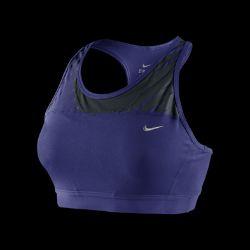 Nike Dri FIT Old Skool Womens Sports Bra