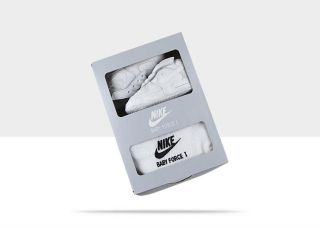 Nike Air Force Gift Pack fr Kleinkinder 325337_111_B