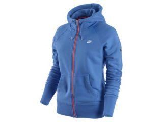Nike AW77 Stadium Full Zip Womens Hoodie 434506_487