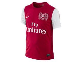 2011/12 Arsenal Football Club Official Home Boys Football Shirt