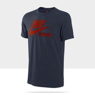 T shirt Nike Track & Field Run the Earth   Uomo