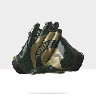Rivalry Michigan State Vapor Jet Mens Football Gloves 7156MS_310_A