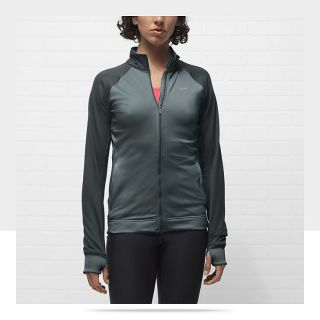 Nike Element Thermal Full Zip Womens Running Jacket 481338_357_A
