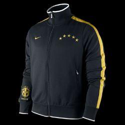Nike Brasil N98 Mens Soccer Track Jacket  Ratings