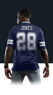 NFL Dallas Cowboys (Felix Jones) Mens Football Away