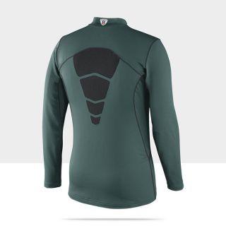 Combat Hyperwarm Long Sleeve NFL Eagles Mens Shirt 502412_339_B