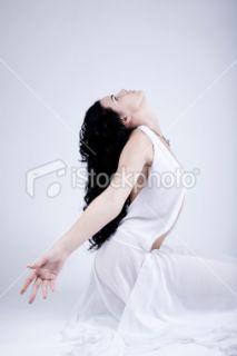 Femmes, Robe, Sect de la mode, Faire un vœu, Beauté  Stock Photo