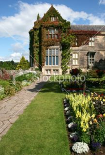 stock photo 11170579 muckross abbey house