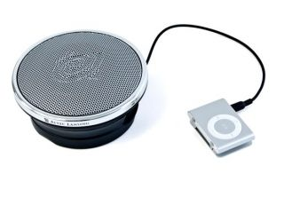 Altec Lansing Orbit Speaker for iPod & MP3 Players   2 Pack