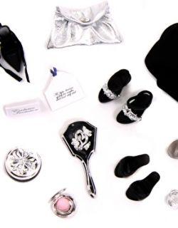 Imagen 3 de Accesorios de noche para Barbie Little Black Dress
