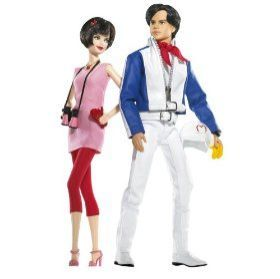 Speed Racer Barbie and Ken 2008 Doll