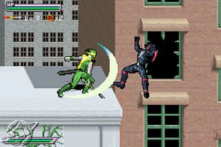 Power Rangers Ninja Storm Nintendo Game Boy Advance, 2003