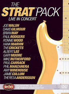 The Strat Pack   Live in Concert DVD, 2005