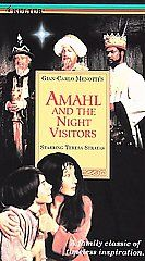 Amahl and the Night Visitors VHS, 2000