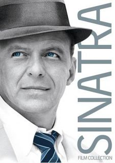 The Frank Sinatra Film Collection DVD, 2012, 10 Disc Set