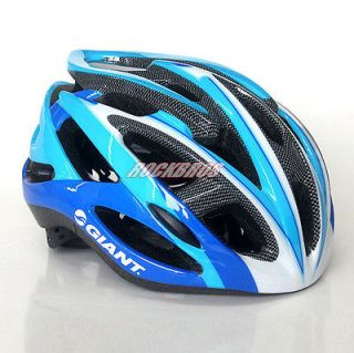 2012 GIANT Cycling Helmet Road Bike MTB Helmet Size L 55cm 61cm Blue