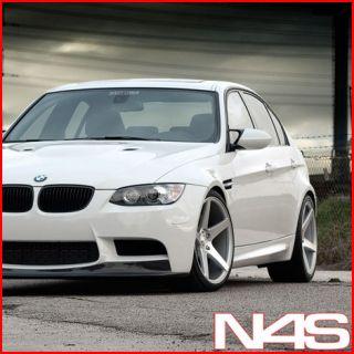 AVANT GARDE M550 CONCAVE SILVER WHEELS RIMS (Fits 2011 BMW 550i