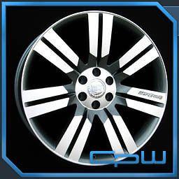 Cadillac Escalade 24 inch Silver wheels GMC Chevrolet rims free