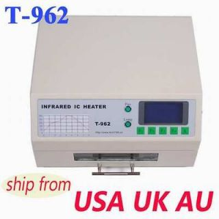 t962 infrared ic heater reflow wave oven bga t 962  265 00