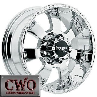 Newly listed 18 Chrome Krawler Wheels Rims 6x139.7 6 Lug Titan Tundra
