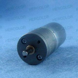 12v dc 20rpm powerful high torque gear box motor from