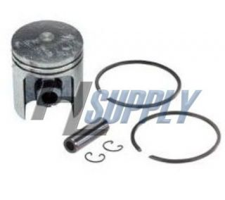 piston rings kit fits stihl 041 44mm time left $