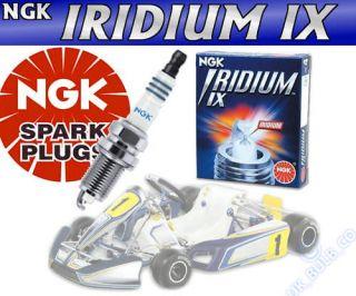 ngk iridium spark plug briggs 200cc world formula kart  11
