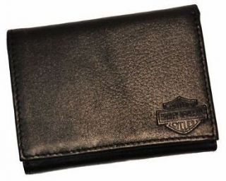 harley davidson wallet in Clothing,