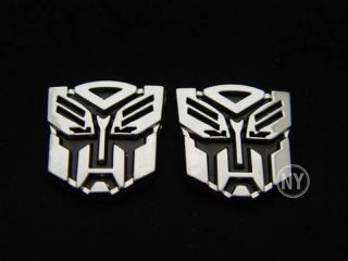 a245 transformer autobot badge emblem decal sticker 2x from hong