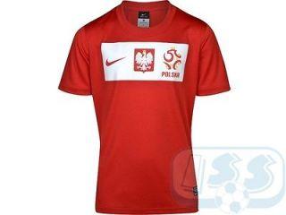 brand new Nike away Stadium Shirt 12 13 Polish jersey Euro 2012