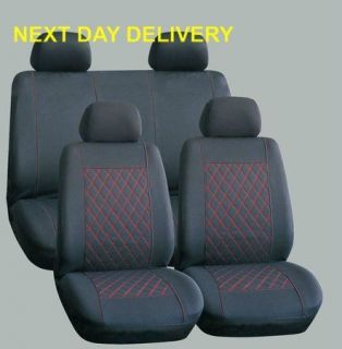 SUZUKI JIMNY LIANA SPLASH SWIFT WAGON R UNIVERSAL CAR SEAT COVERS