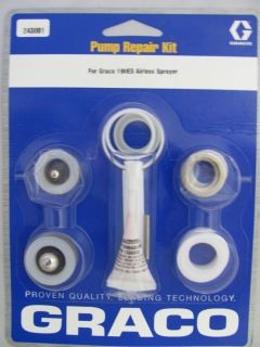 Graco Pump Repair Kit for 190ES 190LTS Graco Packing Kit 243091