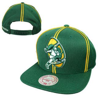 green bay packers snapback hat mitchell ness nj31z one day