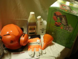 CHAINSAW STARTER KIT FOR USE WITH STIHL, ECHO, JONSERED, BOSCH